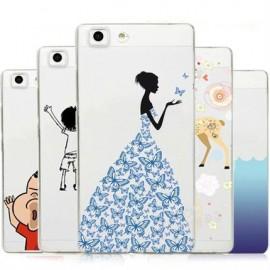 Funda rígida con dibujo 360º 双面 Frontal + Trasera iPhone 8 Plus