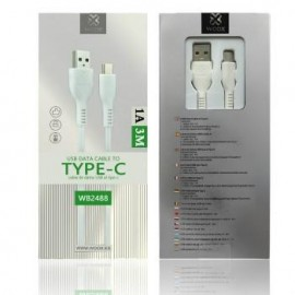 CABLE TYPE-C 1A 3M