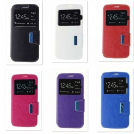Funda libro Alcatel 3L