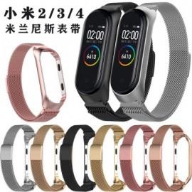 Cuerda metalica para reloj Xiaomi mi band 3