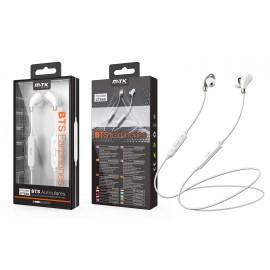 Auriculares Bluetooth Lands con microfono y cable