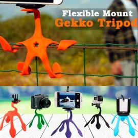 Trípode flexible