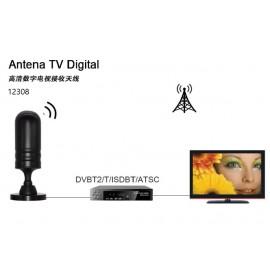 Antena TV digital 30DB
