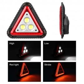 Lámpara de advertencia de triángulo de emergencia