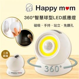 Lámpara de inducción 360º 圆球感应灯
