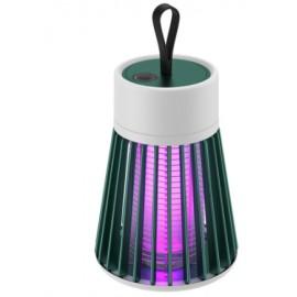 Lámpara antimosquito, 110-220V, 5W, 1A, recargable