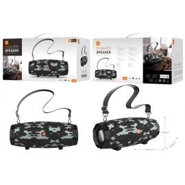 Altavoz Bluetooth Zedro , 5W*2 , FM/TF Card/USB/Audio