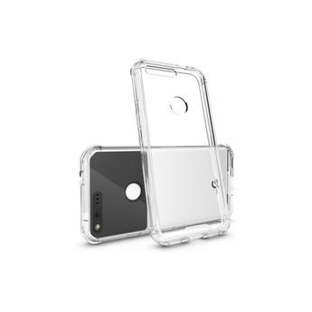 d7a5d423b00 Tapa trasera rígida transparente para iPhone 4
