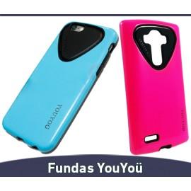 Funda Youyou rígida para Samsung S7562