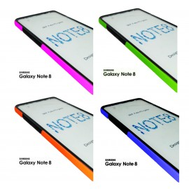 Funda rígida con color 3D 双面 Frontal + Trasera iPhone 8 Plus