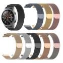 Cuerda reloj metálica